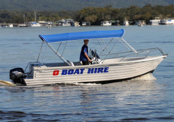 Boat Hire System